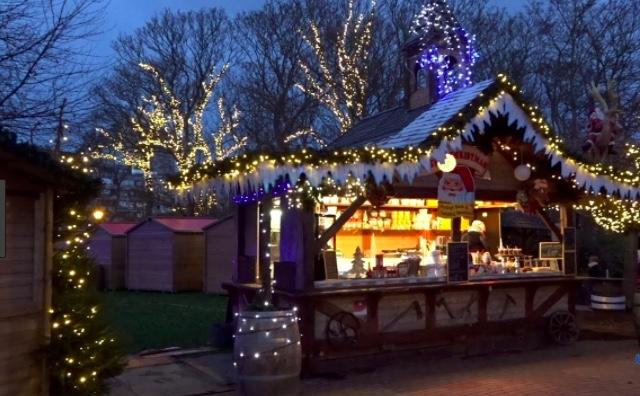 Busreis Naar Oostende Voor De Kerstwandeling Op Zondag 15 December